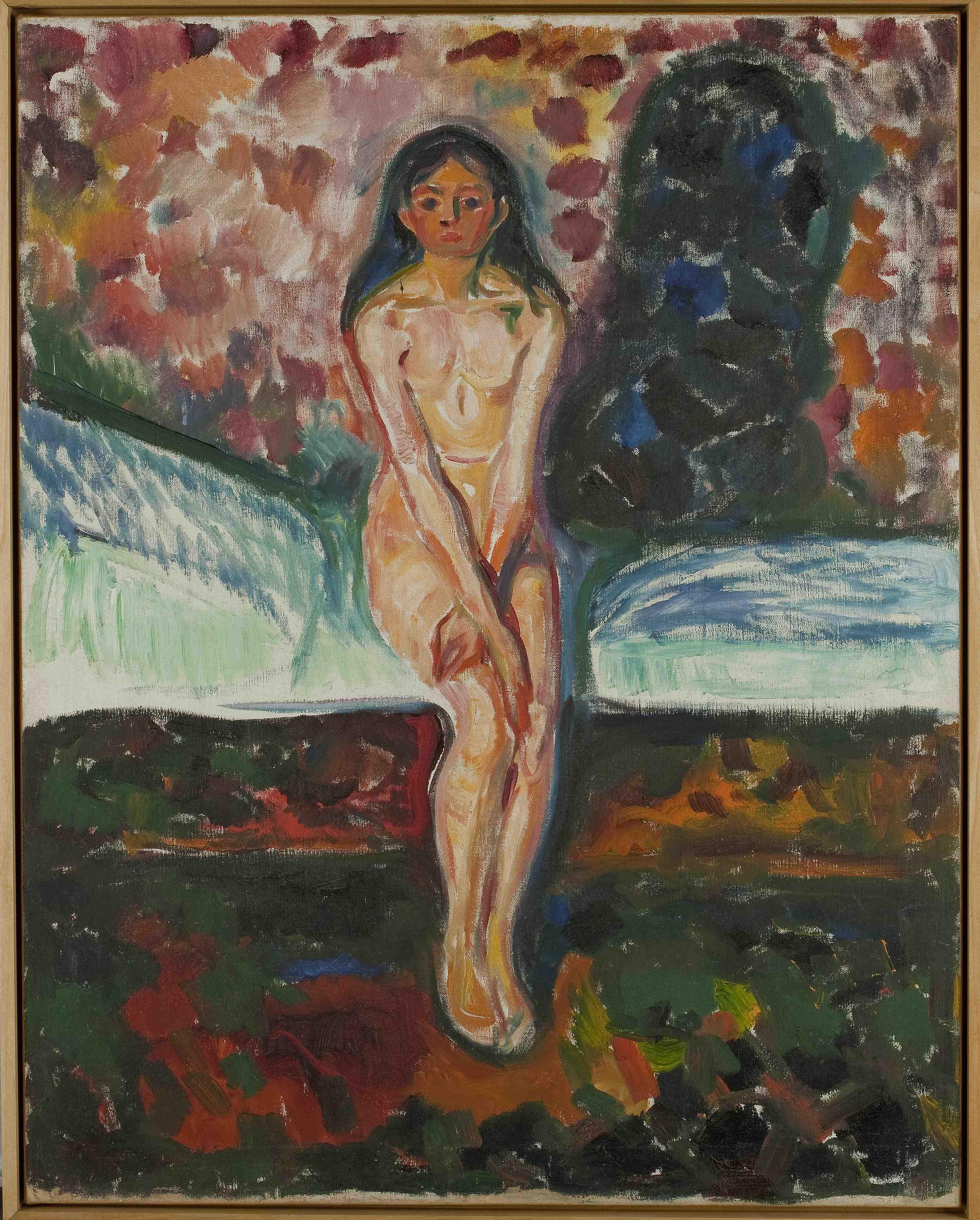 Edvard Munch, Pubertà, 1914-16. Munch Museum / Munch-Ellingsen Group