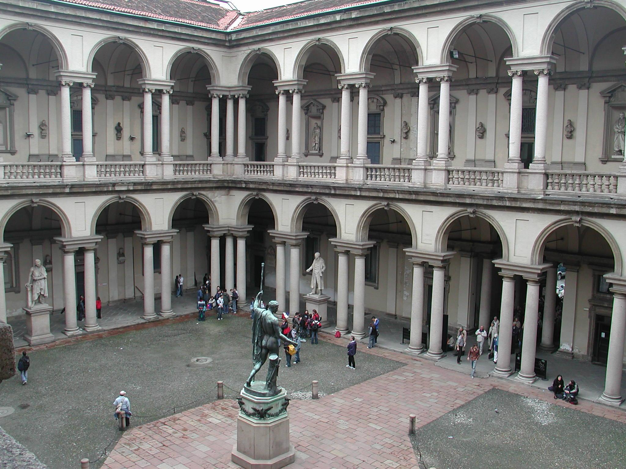 L'Accademia di Brera
