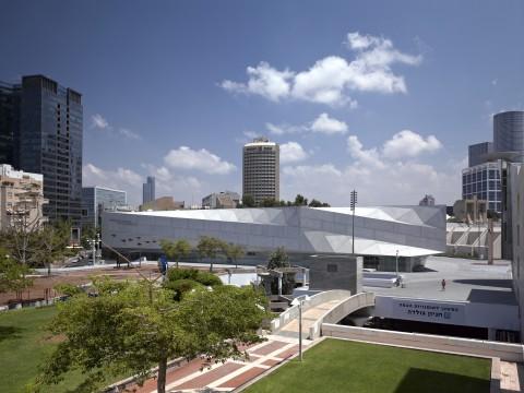 Preston Scott Cohen - Museum of Modern Art Tel Aviv