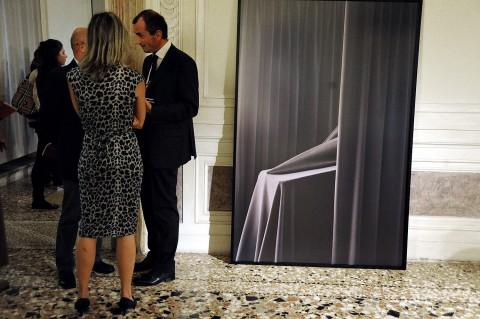 The Gentlemen of Verona - veduta della mostra presso Palazzo Forti, Verona 2011 - photo Antonella Anti