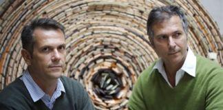 Fernando & Humberto Campana, foto Cassio Vasconcellos