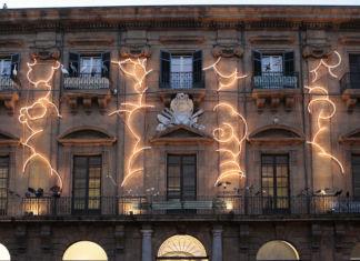 La facciata del Museo Riso