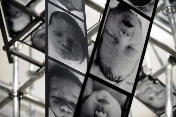 Christian Boltanski. La roue de la chance. Padiglione Francia, La Biennale di Venezia, 2011