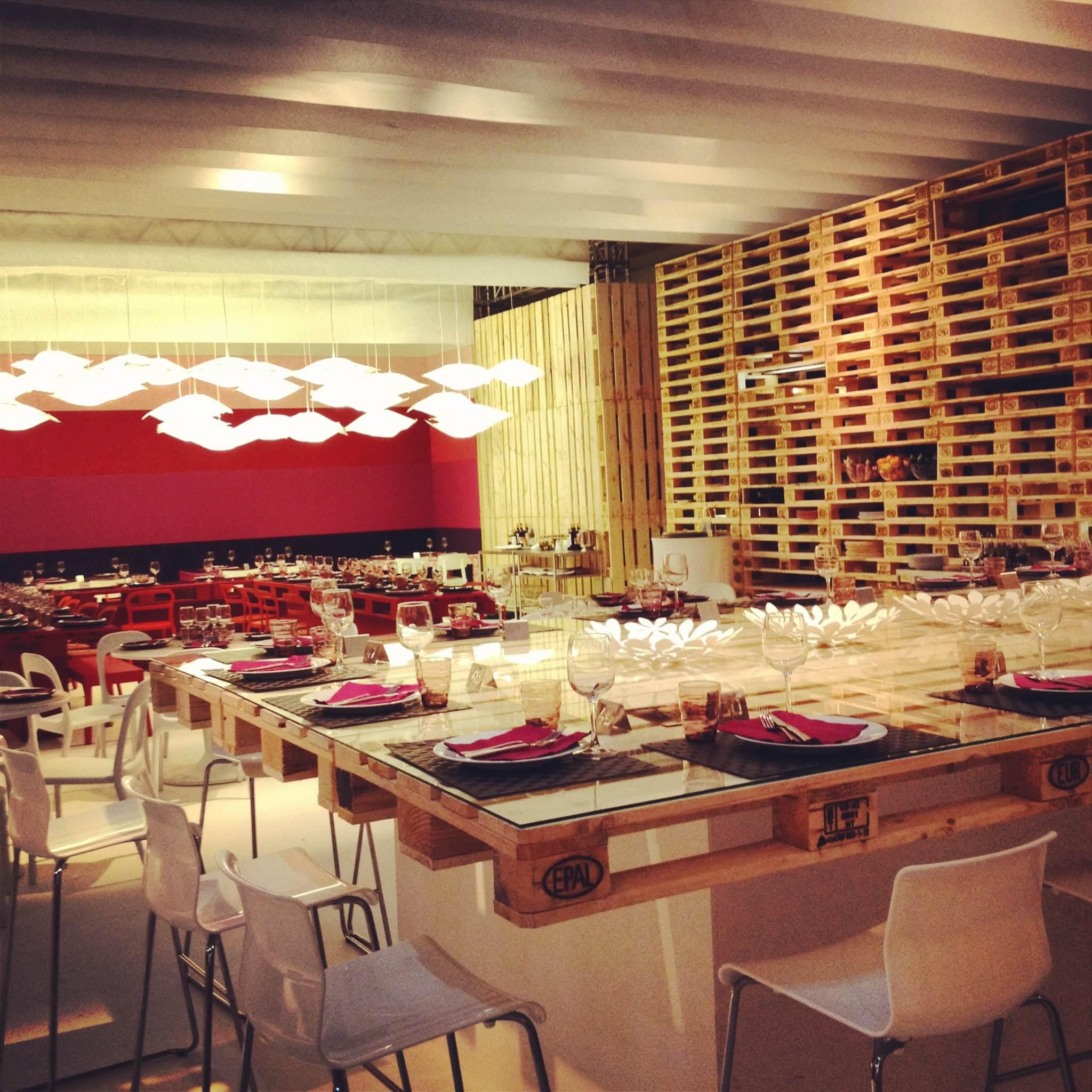 La Vip Lounge di Arco by Teresa Sapey
