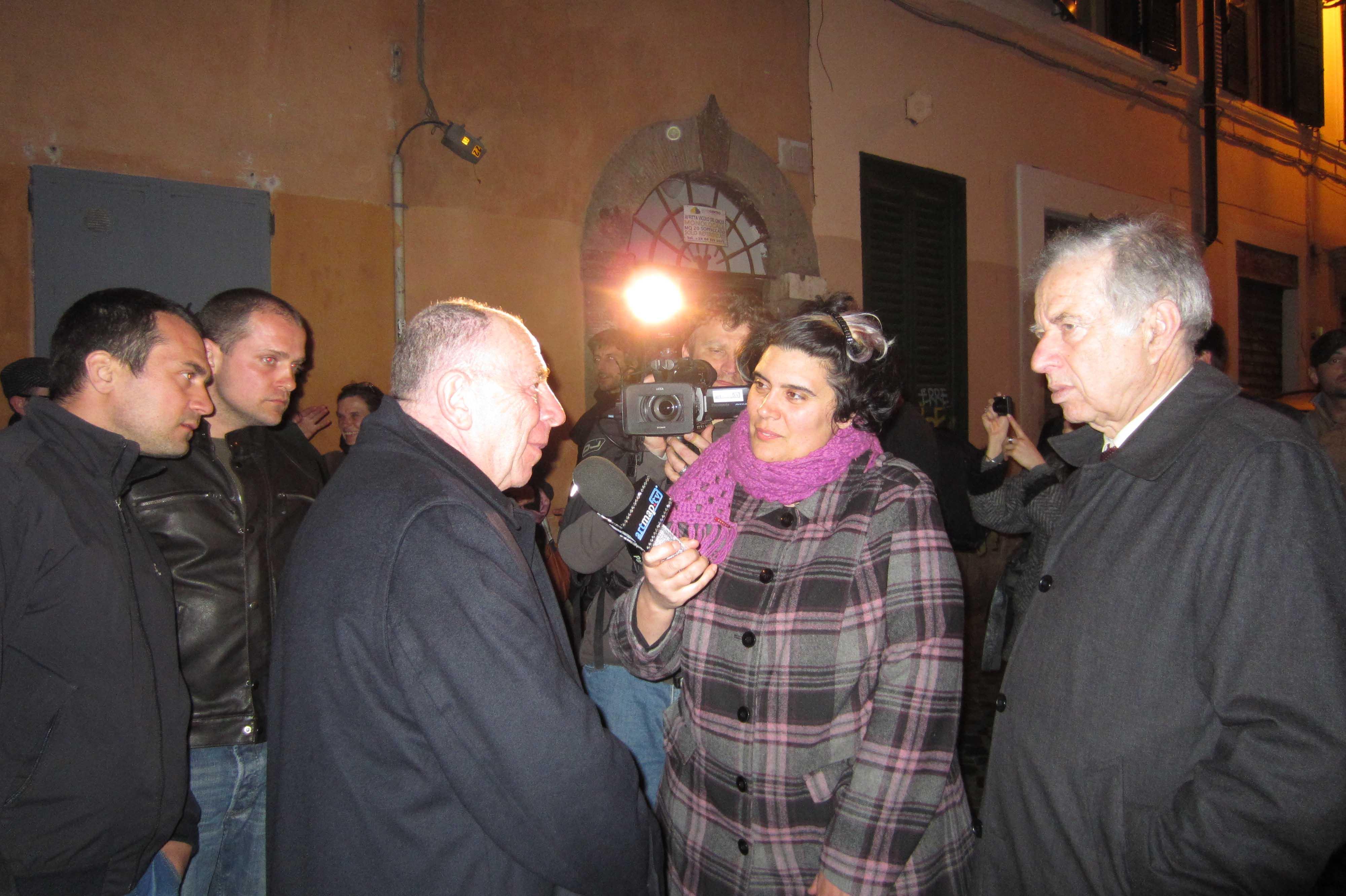 Edicola Notte - Intervista ad Alviani