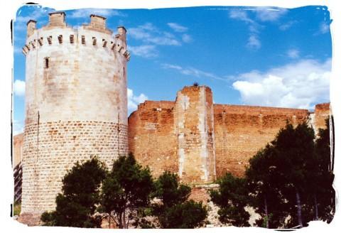 La Fortezza Svevo-Angioina di Lucera, Puglia. Uno dei luoghi protetti dal Fai. Foto Davide Vellonio