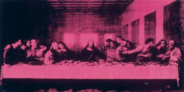 Andy Warhol - The Last Supper - 1986