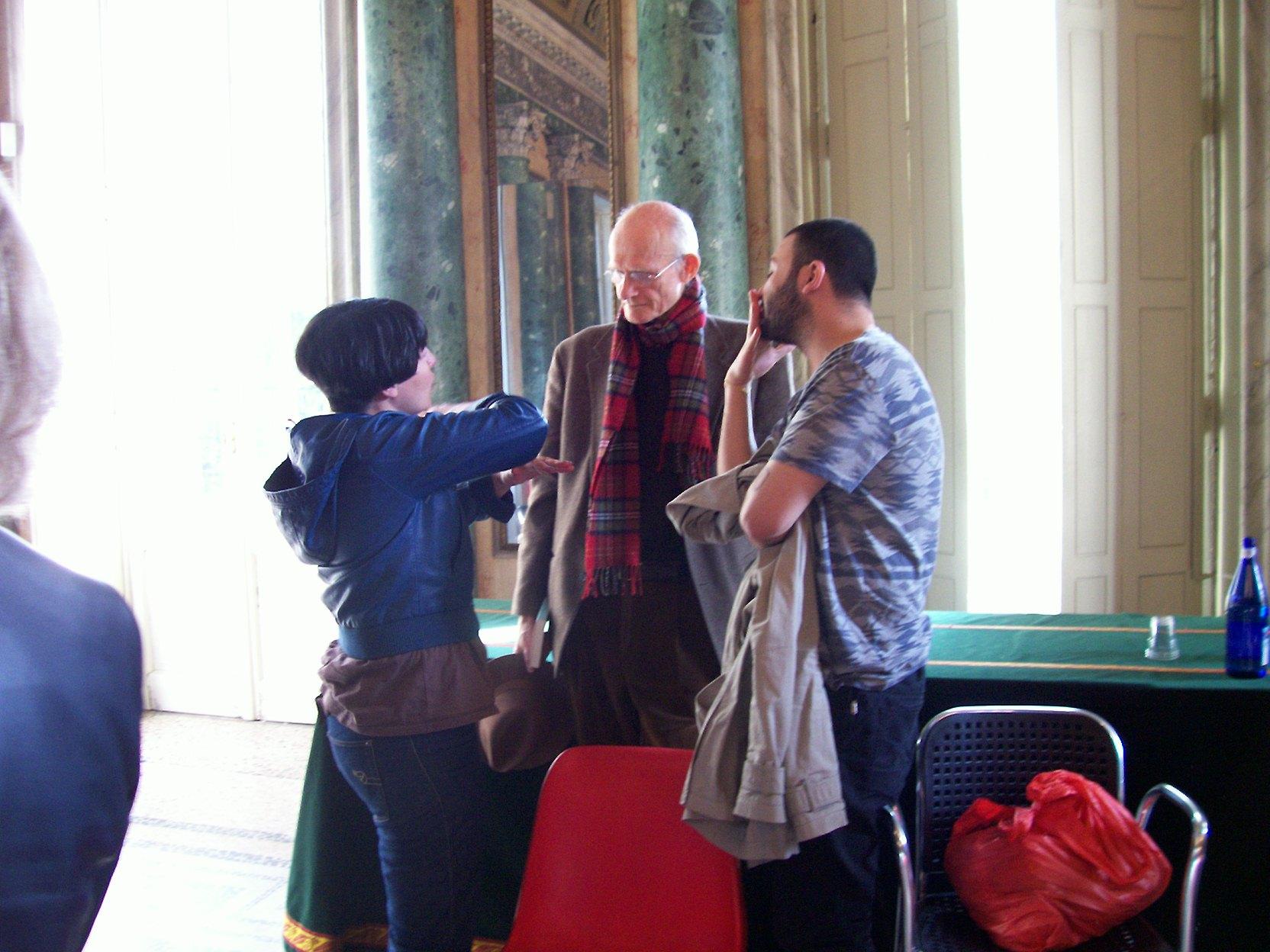 Ian Wilson a Milano