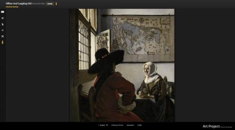 Johannes Vermeer - Google Art Project