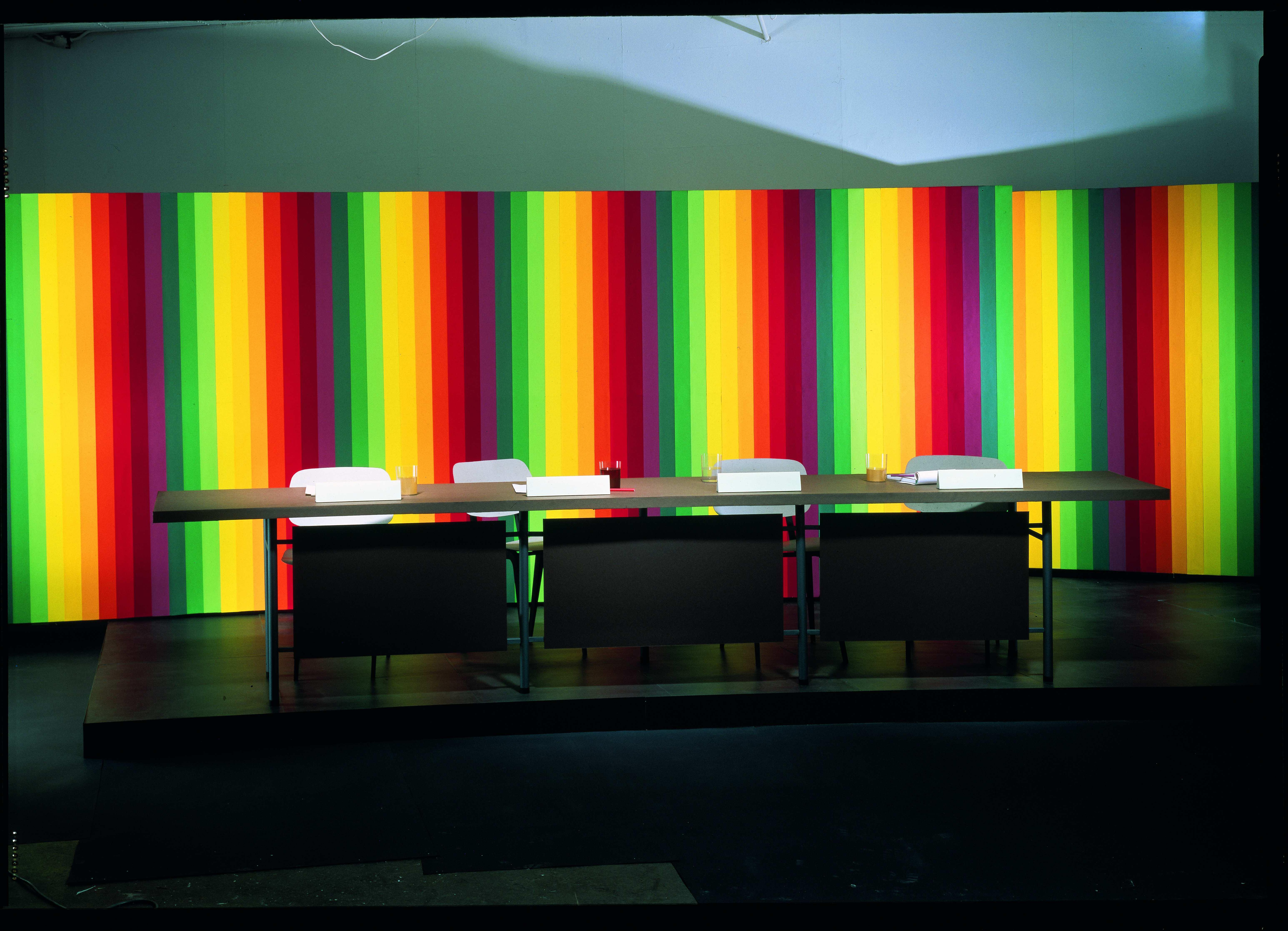 Thomas Demand - Studio - 1997