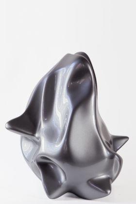 Nino Mustica, Forma pittorica tridimensionale da mercoledì 12 luglio 1995-2011, 2011. Courtesy Daniele Ugolini Contemporary, Firenze-New York