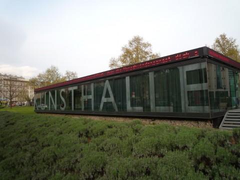 Kunsthalle Wien / Project Space in Karlsplatz (lato Wiener Strasse)