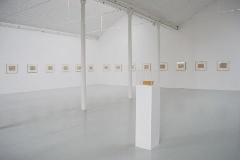 Francesco Gennari - Quando io non sono io - veduta della mostra presso Tucci Russo-Studio per l'arte contemporanea, Torre Pellice 2012