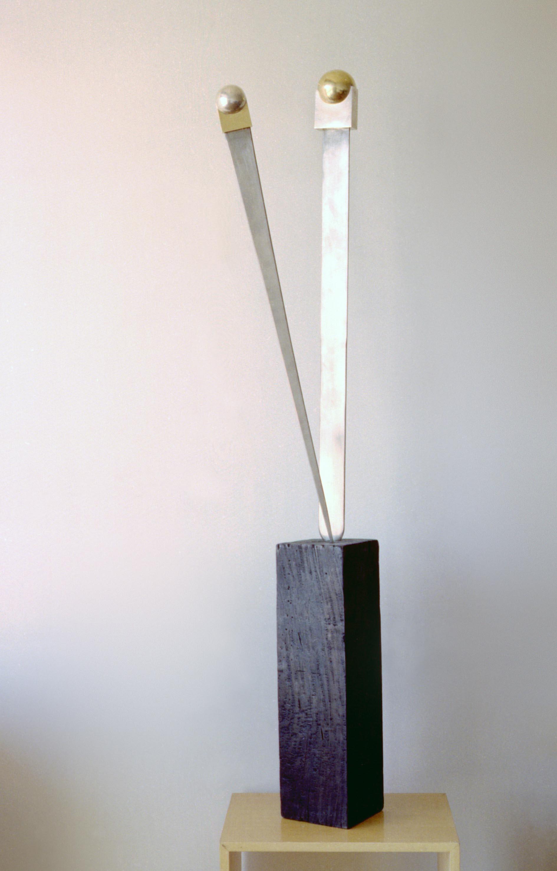 Liliana Maresca, Espadas, 1998. Collezione privata, Buenos Aires
