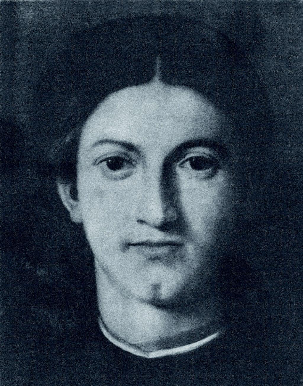 Giulio Paolini – Giovane che guarda Lorenzo Lotto – 1967 – photo Archivio  Giulio Paolini 6252ecff4cb
