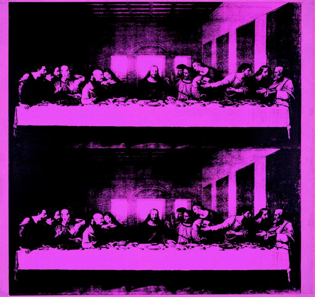 Andy Warhol - The Last Supper - Sondrio, Collezione Credito Valtellinese