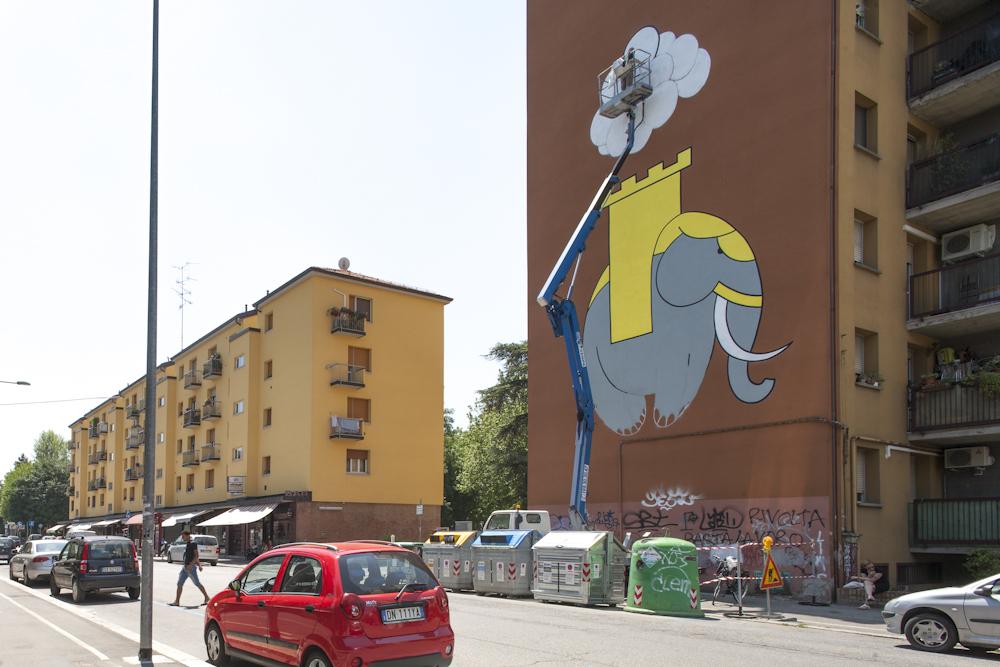 Frontier. La linea dello stile - Bologna, 12 giugno-5 agosto 2012