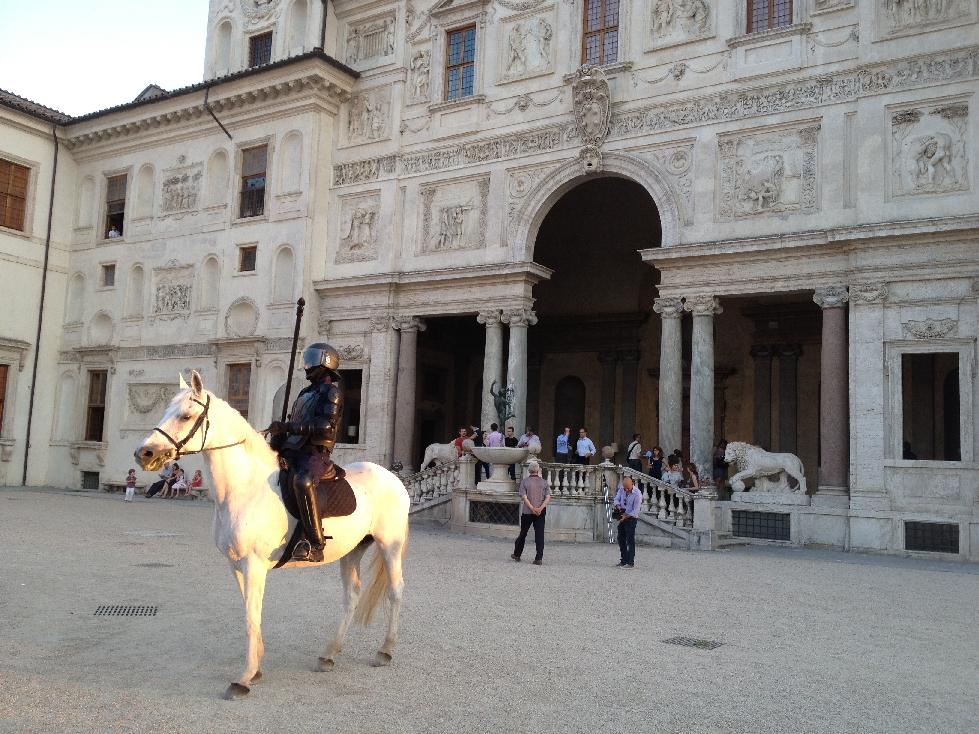 Teatro delle Esposizioni, Villa Medici, Roma 2012