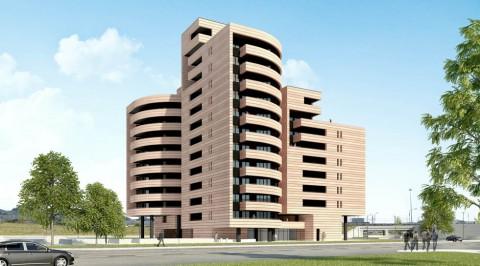 Opera, il  nuovo edificio progettato da Mario Botta per Pescara