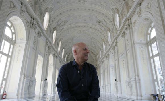 Brian Eno alla Venaria Reale