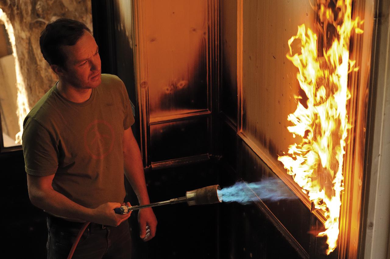 La Credenza Gas Trento : Aron demetz la credenza della memoria artribune