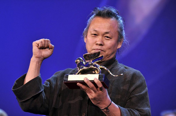 Mostra del Cinema di Venezia 2012 - Kim Ki-duk