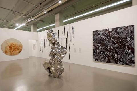 Transformation: a View on Chinese Contemporary Art - veduta della mostra presso l'Istanbul Modern, Istanbul 2012 - photo Muhsin Akgun