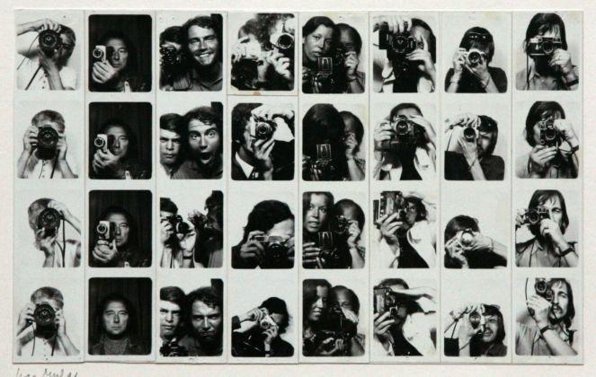 Franco Vaccari, Esposizione in tempo reale num. 4, 1972 - © Franco Vaccari