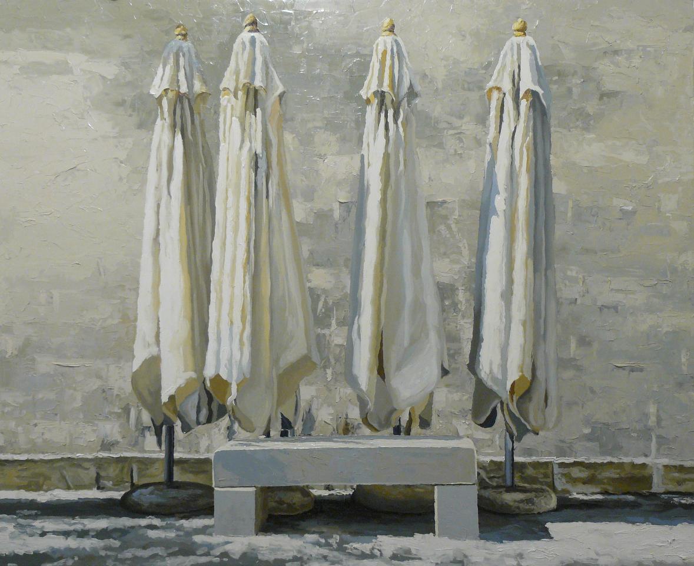 Andrea Di Marco, Quattro santi, 2011