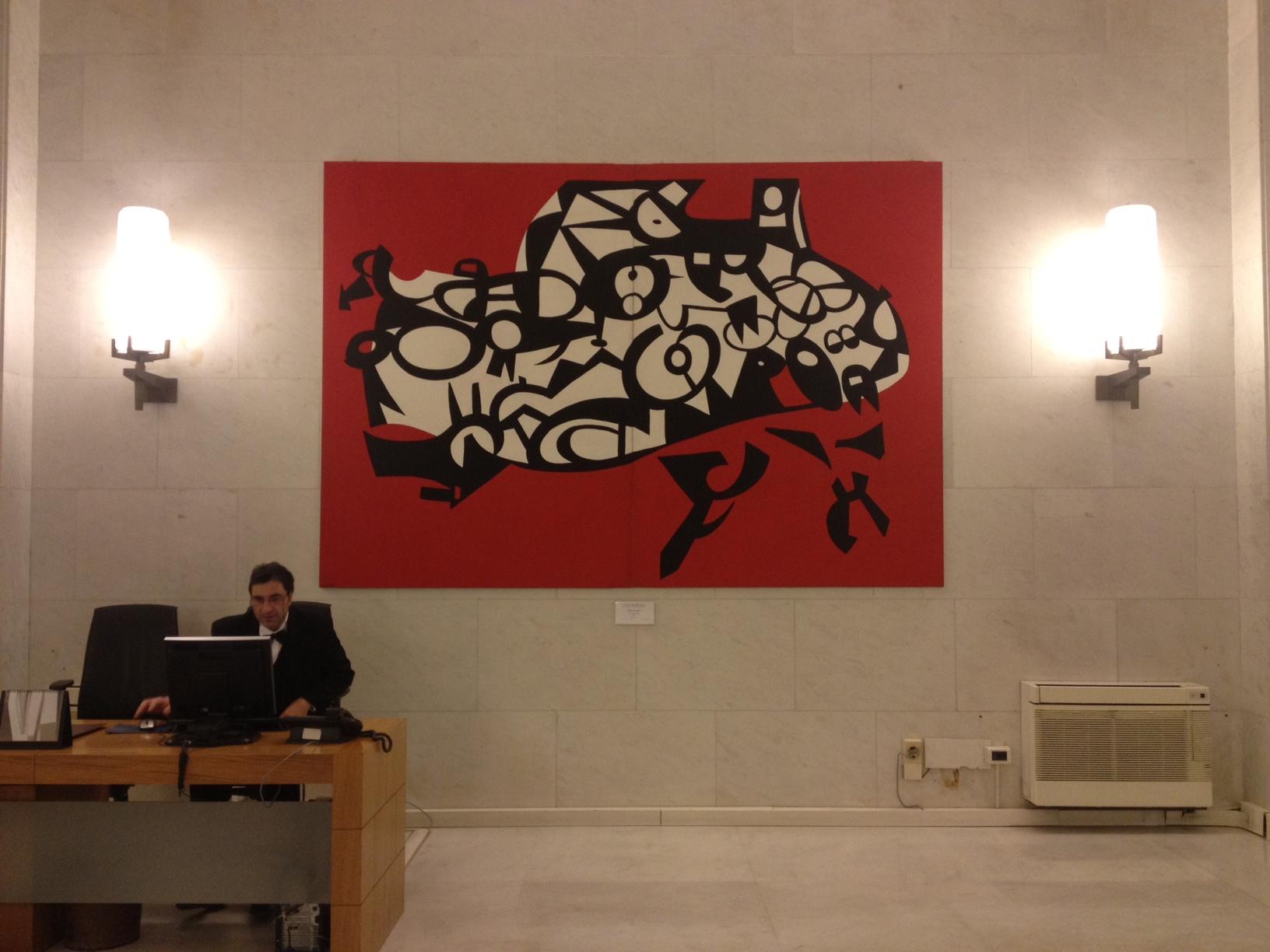 Lo sapete che il Ministero degli Esteri è anche un centro d arte ... 93efdffcfe1