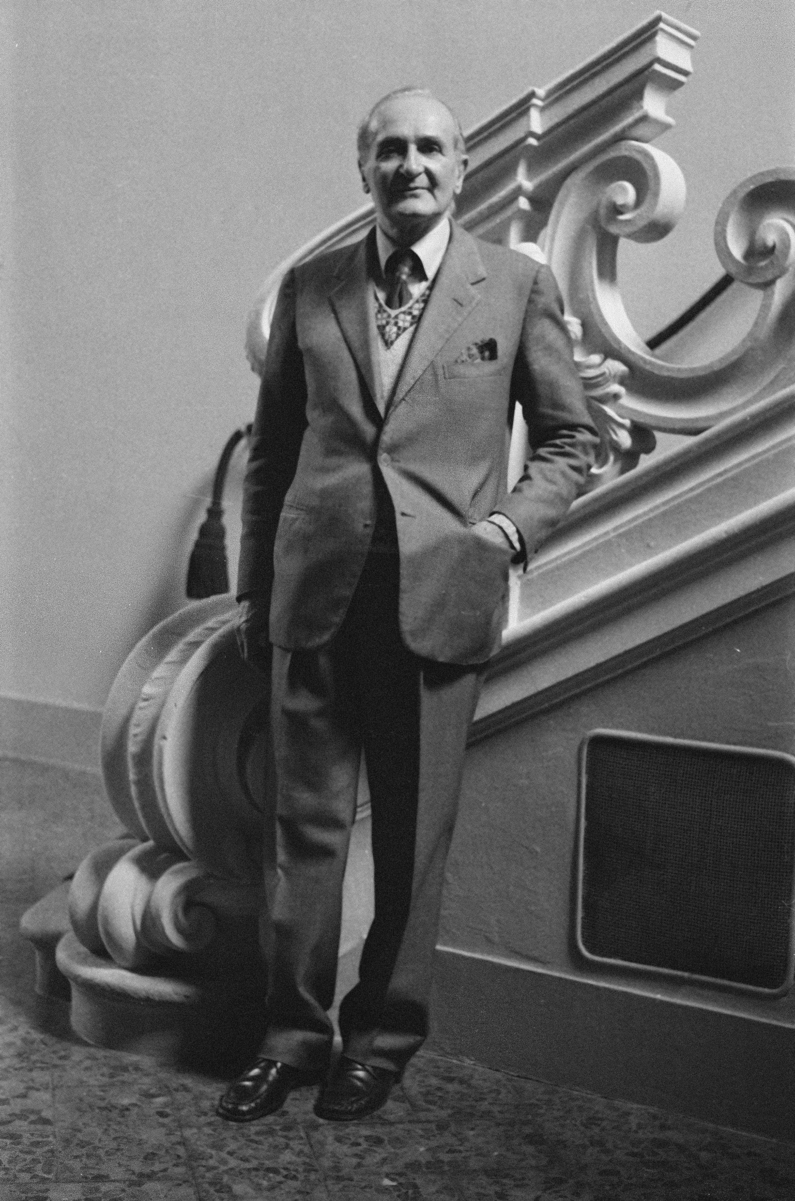 Milton Gendel - Luigi Magnani