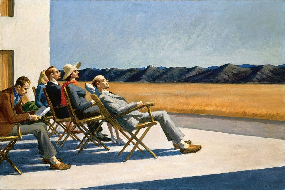 La versione (parigina) di Hopper   Artribune