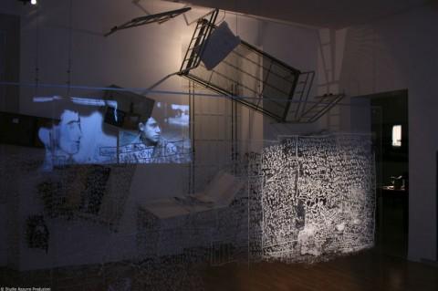 Studio Azzurro, Inventori di mondi e Fabbrica del cambiamento, 2010 - Museo Laboratorio della Mente, Roma