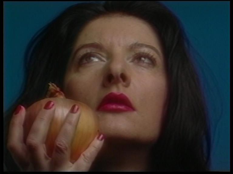 Marina Abramović, The Onion, 1996