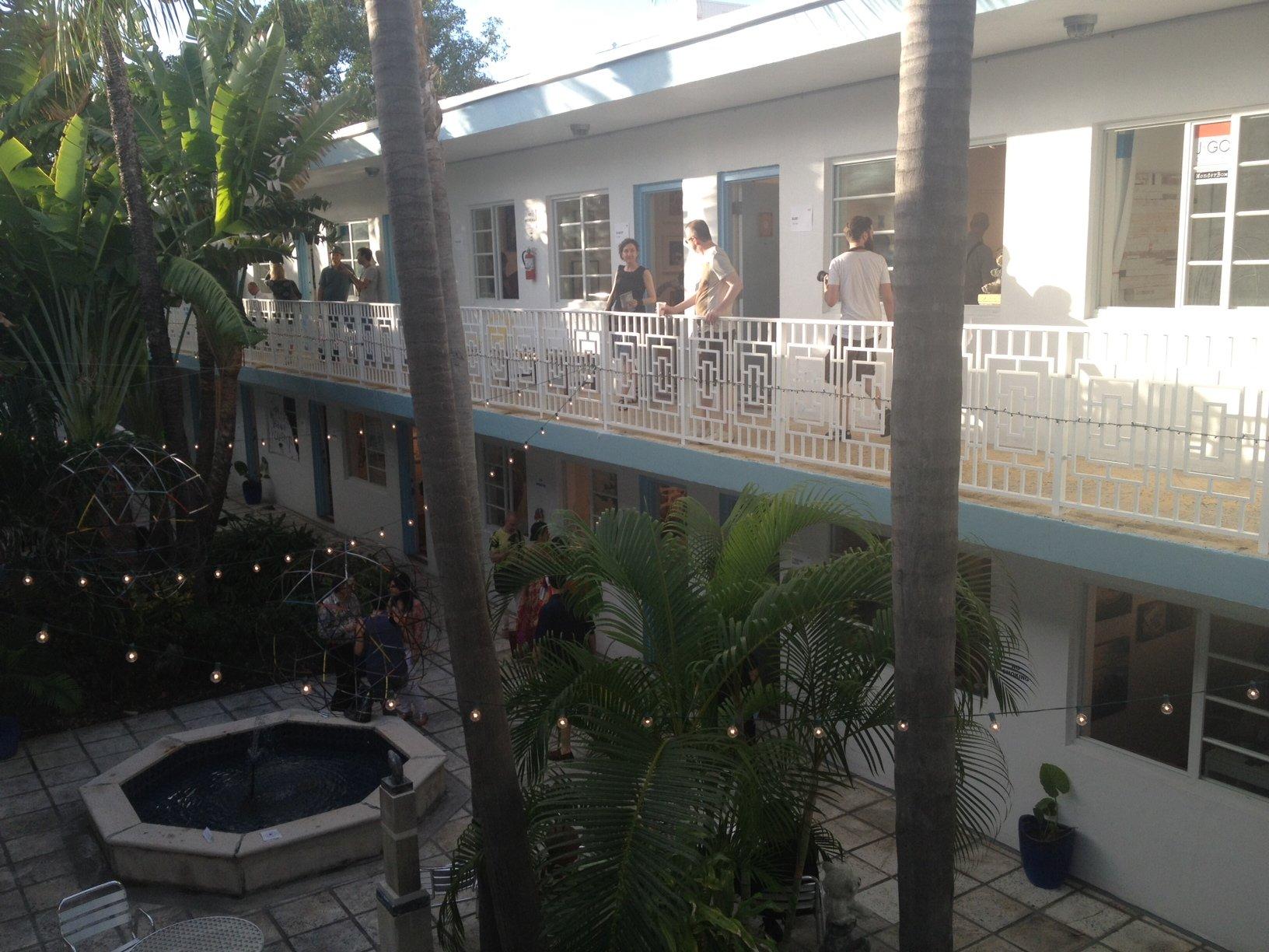 Aqua Art Fair, Miami, 2012-4