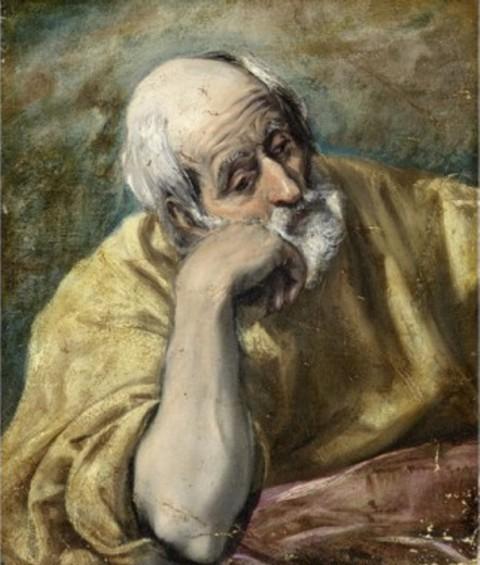 Il San Pietro di El Greco