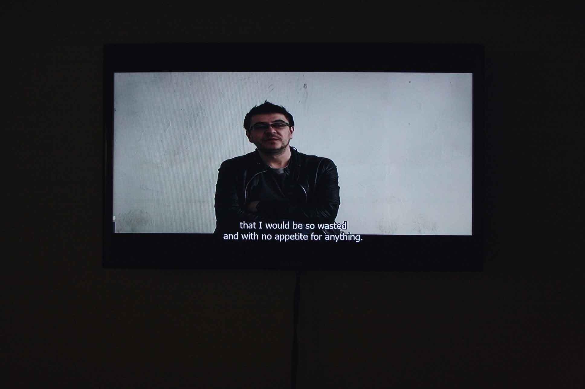 Ciprian Mureşan - On Giving Up - veduta della mostra presso Prometeogallery, Milano 2012