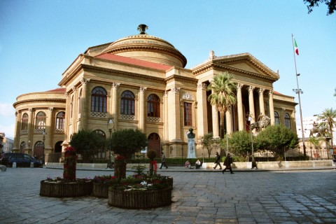 Palermo, Teatro Massimino