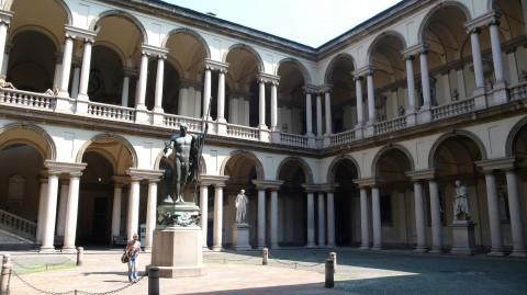 La Pinacoteca di Brera