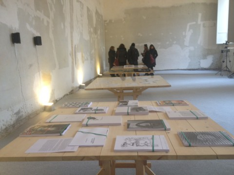 Add Fire, mostra del Premio Furla 2013, Bologna