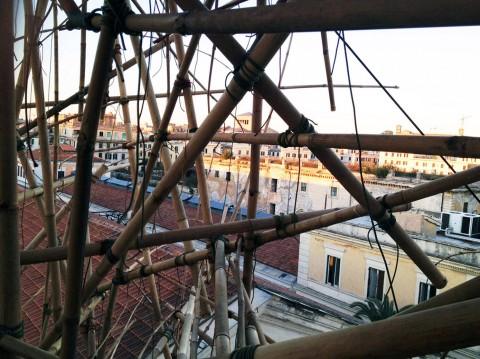 Doug e Mike Starn, Big Bambú - MACRO Testaccio, Roma 2012