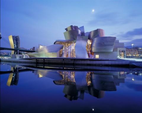 Il Guggenheim di Bilbao