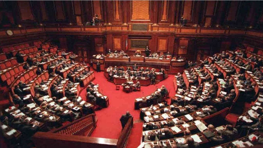 Roma, il Parlamento