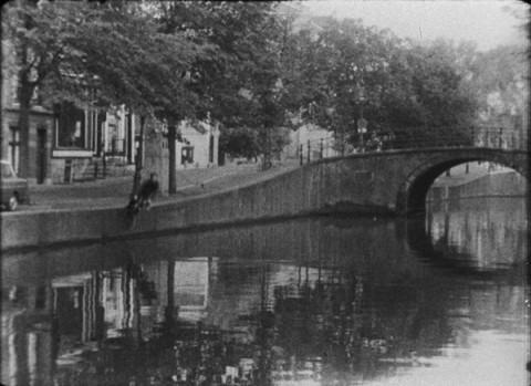 Bas Jan Ader, Fall II, Amsterdam, 1970, Museum Boijmans Van Beuningen, Rotterdam