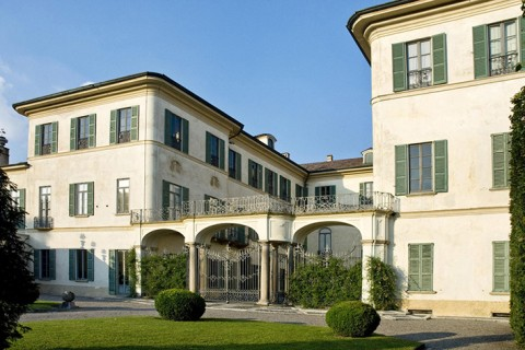 Villa e Collezione Panza - photo Fabrizio Oppes, studio Majno