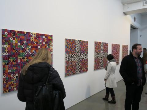 Alighiero Boetti @ Gladstone Gallery