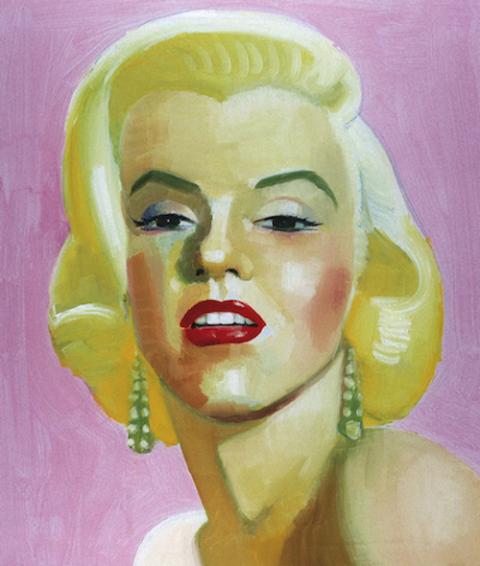 Beppe Devalle, Marylin Monroe, 2003