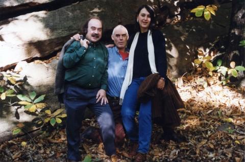 Tucci Russo, Richard Long, Elisabetta Di Grazia