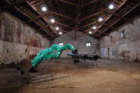 Diego Perrone, Una mucca senza faccia rotola nel cuore, 2010