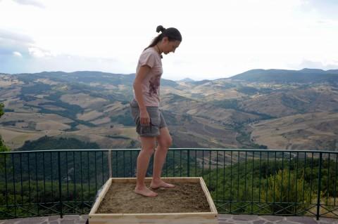 Guilmi Art Project - Emanuela Ascari, Luogo Comune, 2012